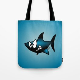 Smiling Shark Tote Bag