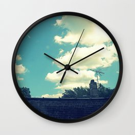 summer like when you were a kid Wall Clock