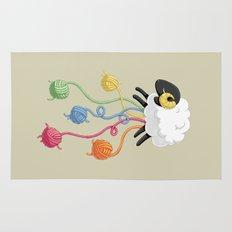 Wool Thread Rug