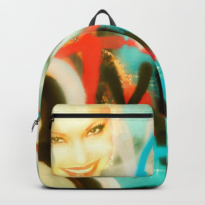 City Punk Pinup Backpack