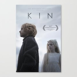 KIN poster #2 Canvas Print