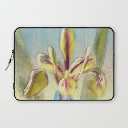 Pastel Iris Laptop Sleeve