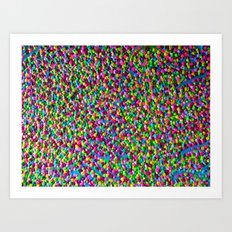 candy pop Art Print