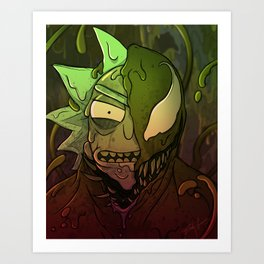 We are TOXIN Art Print