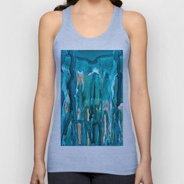 Winter In The Pines Unisex Tank Top