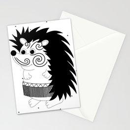 Mr Matuku (monochrome) Stationery Cards