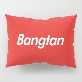 BTS Bangtan Box Logo Pillow Sham