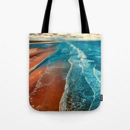 Sky Tide Tote Bag
