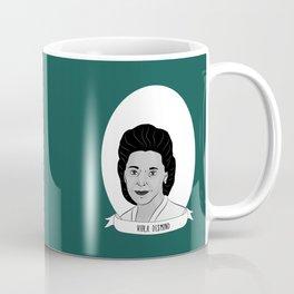 Viola Desmond Illustrated Portrait Coffee Mug