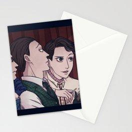 Osomafia Choro Kara and Todo Stationery Cards
