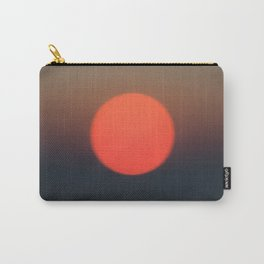 the sun will rise Carry-All Pouch