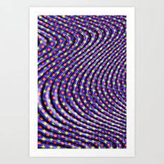 Diamondback Art Print