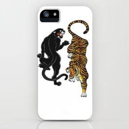 Big Cats iPhone Case