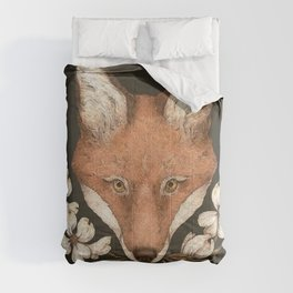 The Fox and Dogwoods Comforters