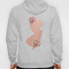Baesic Rose Gold New Jersey Hoody