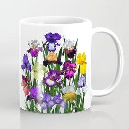 Iris garden Coffee Mug