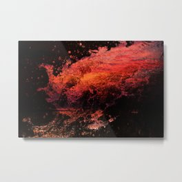 abstract water art Metal Print