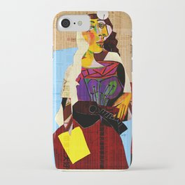 Picasso Women 6 iPhone Case