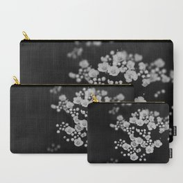 Tiny Blossom Carry-All Pouch