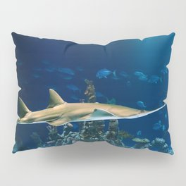 Carpenter Shark Pillow Sham