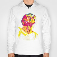 anatomy Hoodies featuring Anatomy 210914 by Alvaro Tapia Hidalgo