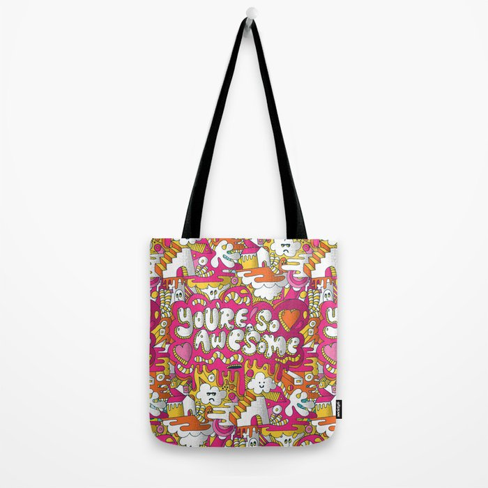 You're so awesome Tote Bag