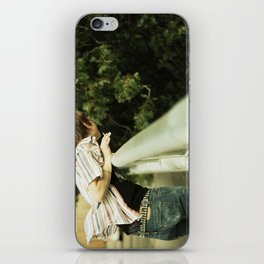 Fish Out of Water  iPhone Skin