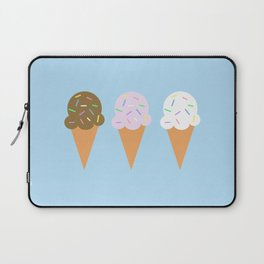 Ananda The Fairy Baby - Icecream Laptop Sleeve