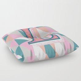 Letter L Floor Pillow