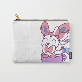 Sylveon in a cup! Carry-All Pouch