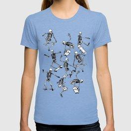 Grim Ripper BLUE T-shirt
