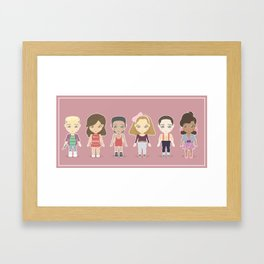 Saved by the Bell Framed Art Print
