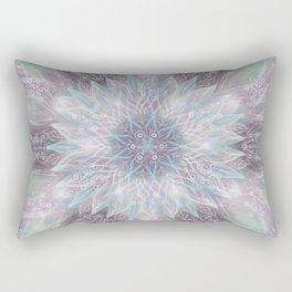 Lavender swirl pattern Rectangular Pillow