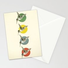 The Hummingbird Dance Stationery Cards