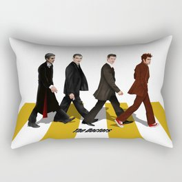 The Doctor who at abbey road iPhone 4 4s 5 5c 6 7, pillow case, mugs and tshirt Rectangular Pillow
