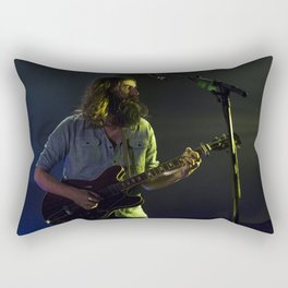 Band of Horses Rectangular Pillow