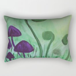 Fiddleheads Rectangular Pillow