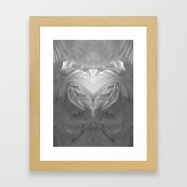 Who BearsThere Framed Art Print