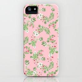 Strawberry Short Cake Christmas iPhone Case