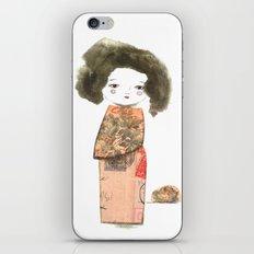 Oriental II iPhone & iPod Skin