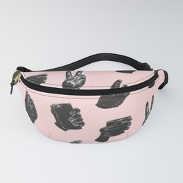 Never see them fing Fanny Pack