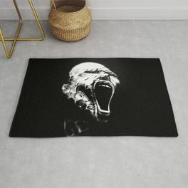 Scream 2 Rug