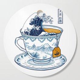 The Great Kanagawa Tee Cutting Board