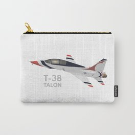 T-38 Talon Jet Trainer Airplane Carry-All Pouch