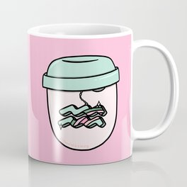 Aquarius Keychain Coffee Mug