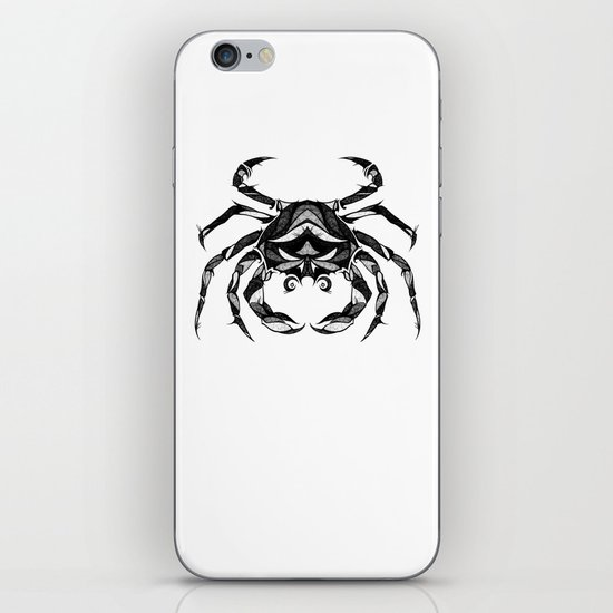 Signs of the Zodiac - Cancer iPhone & iPod Skin