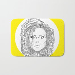 Deborah (Debbie) Harry of Blondie Bath Mat