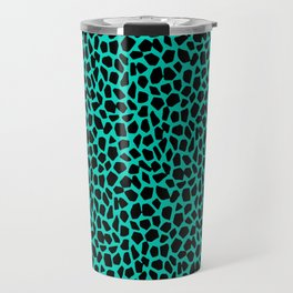 Berlin Boombox Animal Pattern Travel Mug