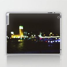 Starry nights: London Laptop & iPad Skin