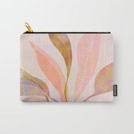Blush Jungle Home Plant Carry-All Pouch